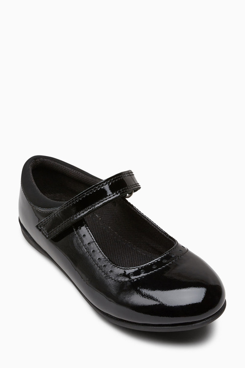 Next Brogue Mary Jane Shoes (Older)