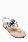 Next Butterfly Sequin Sandals (Older)