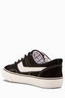 Next Lace-Up Suede Trainers (Older)
