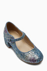 Next Glitter Heel Mary Jane Shoes (Older)