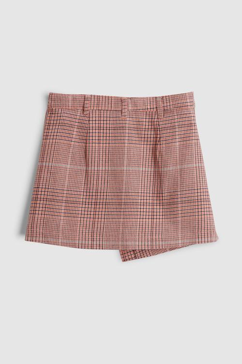 Next Asymmetric Button Through Skirt (3-16yrs)