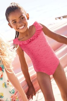Next Frill Swimsuit (3-16yrs)
