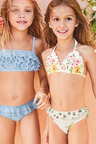 Next Floral Embroidered Bikini (3-16yrs)