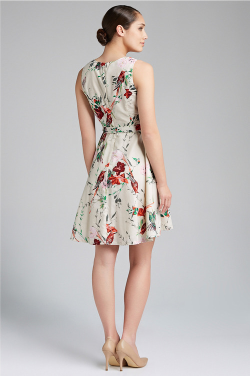 Emerge Cotton Tea Dress