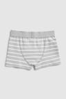 Next Monochrome Stripe Trunks Seven Pack (2-16yrs)