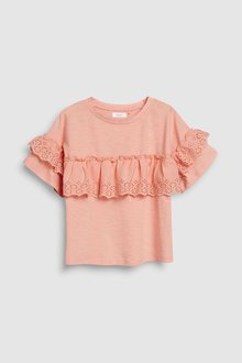 Next Broderie Blouse (3-16yrs)