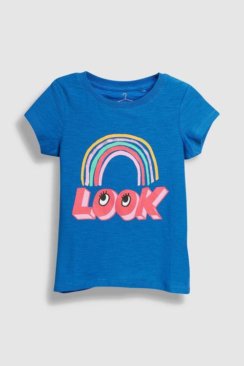 Next Short Sleeved T-Shirt (3-16yrs)