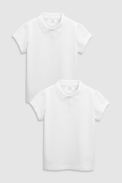 Next Polo Two Pack (3-16yrs)