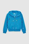 Next Tassel Zip Through Hoody (3-16yrs)