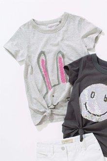 Next Bunny Short Sleeve T-Shirt (3-16yrs)