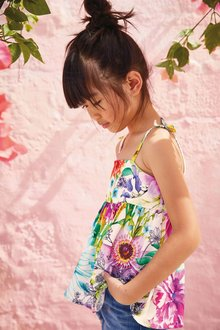 Next Floral Cami (3-16yrs)
