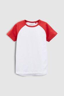 Next Raglan T-Shirt (3-16yrs)