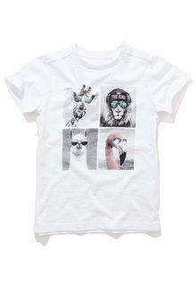 Next Animal T-Shirt (3-16yrs)