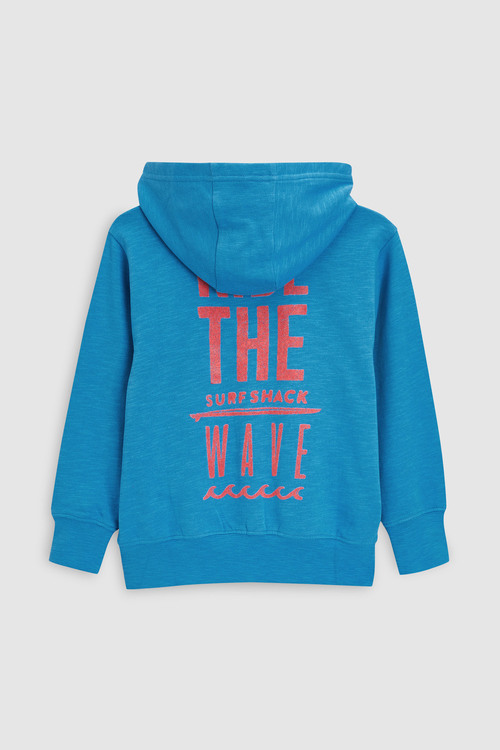Next Zip Through Hoody (3-16yrs)