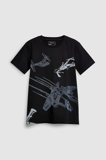 Next Spaceship T-Shirt (3-16yrs)