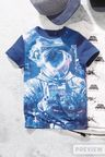 Next Spaceman T-Shirt (3-16yrs)
