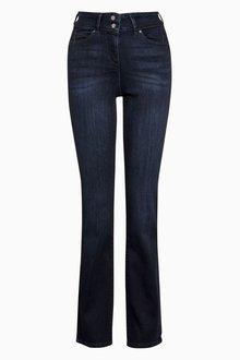 Next Luxe Sculpt Boot Cut Jeans