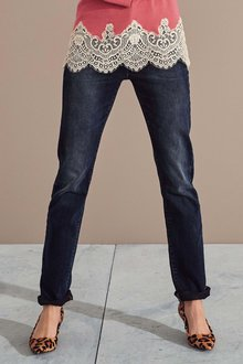 Next Slim Straight Jeans