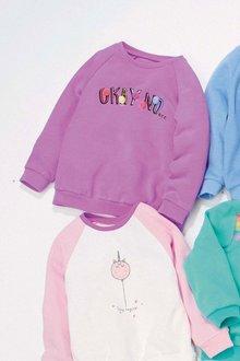Next Sweatshirt (3mths-6yrs)