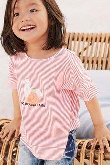 Next Llama Print T-Shirt (3mths-6yrs)