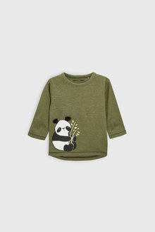 Next Panda Long Sleeve T-Shirt (3mths-6yrs)