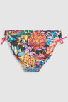 Next Pineapple Print Bikini (3-16yrs)