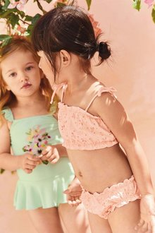 Next Broderie Bikini (3mths-6yrs)