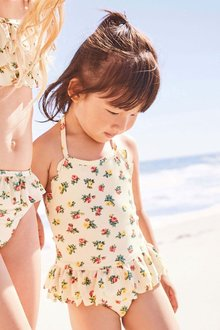 Next Floral Swimsuit (3mths-6yrs)