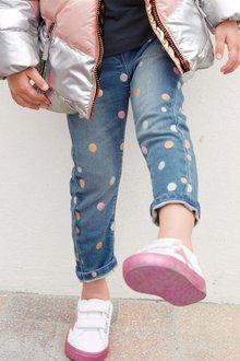 Next Metallic Spot Jeans (3mths-6yrs)