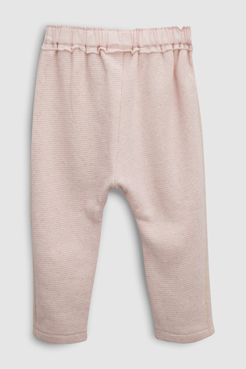 Next Pale Pink Joggers (3mths-6yrs)