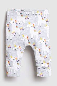 Next Unicorn Leggings (3mths-6yrs)