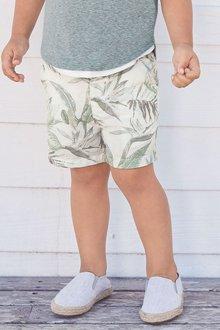 Next Leaf Print Shorts (3mths-6yrs)