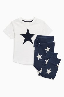 Next Star T-Shirt And Joggers Set (3mths-6yrs)