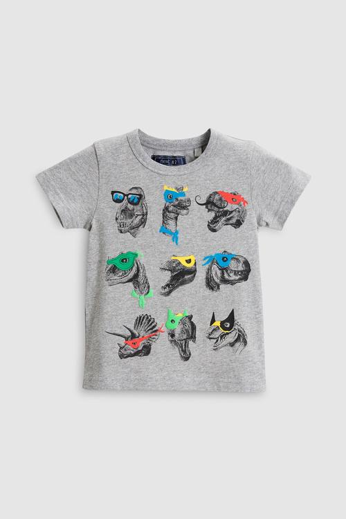 Next Dino T-Shirt And Joggers Set (3mths-6yrs)