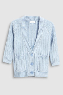 Next Chenille Cardigan (3mths-6yrs)