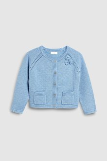 Next Corsage Cardigan (3mths-6yrs)
