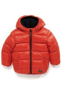 Next Orange Padded Jacket (3mths-6yrs)