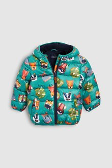 Next Padded Printed Jacket (3mths-6yrs)