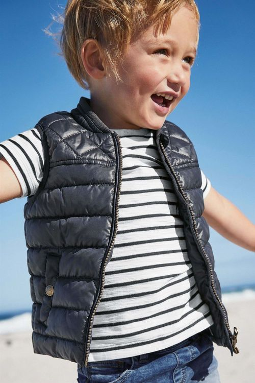 Next Quilted Gilet (3mths-6yrs)
