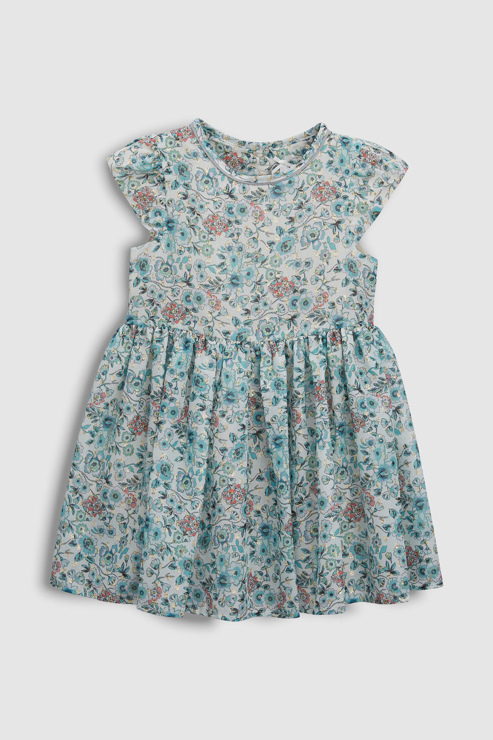 11d5beba0 Next Ditsy Short Sleeve Party Dress (3mths-6yrs) Online