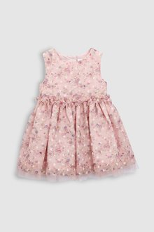 Next Ruffle Dress (3mths-6yrs)