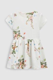 Next Floral Ponte Dress (3mths-6yrs)