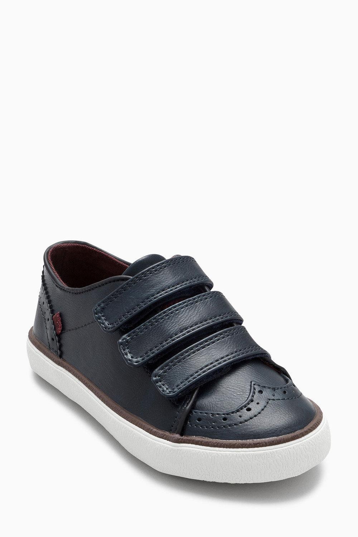 1f497e7ec160 Next Strap Brogue Shoes (Younger) Online