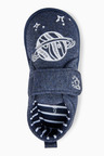 Next Glow In The Dark Planet Slippers (Younger)
