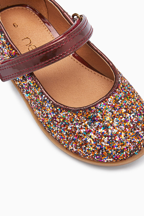Next Glitter Mary Jane Shoes (Younger)