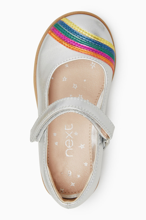 Next Rainbow Mary Jane Shoes (Younger)