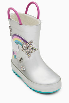 Next Rainbow Wellies (Younger)