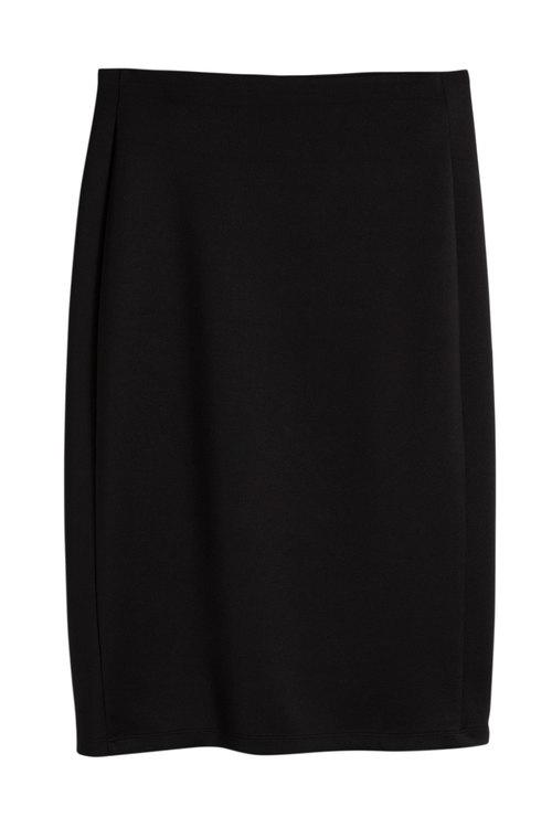 Capture Panelled Scuba Pencil Skirt