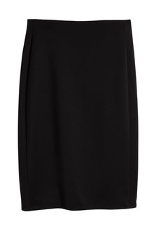 Capture Panelled Scuba Pencil Skirt - 213237