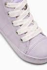 Next Lace-Up High Top Trainers (Younger)